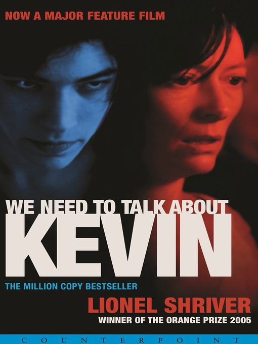 We Need To Talk About Kevin / Что-то не так с Кевином (by Lionel Shriver, 2003) - аудиокнига на английском
