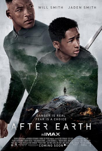����� ����� ��� / After Earth (2013) HD 720 (ru, eng)