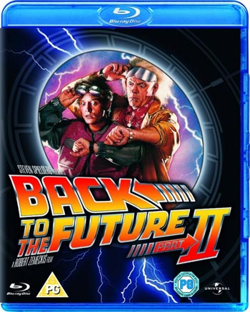 ����� � ������� 2 / Back to the Future Part II (1989) HD 720 (RU, ENG)
