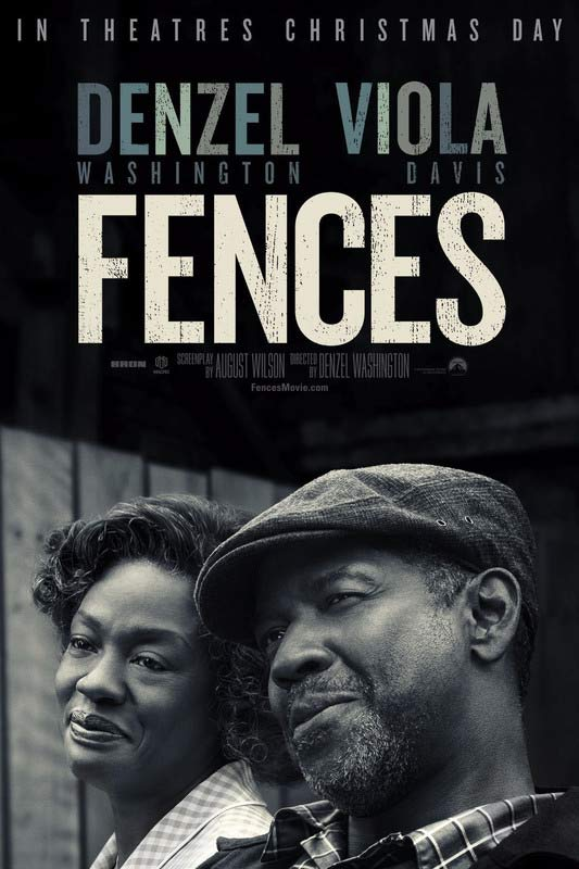 Ограды / Fences (2016) HD 720 (RU, ENG)