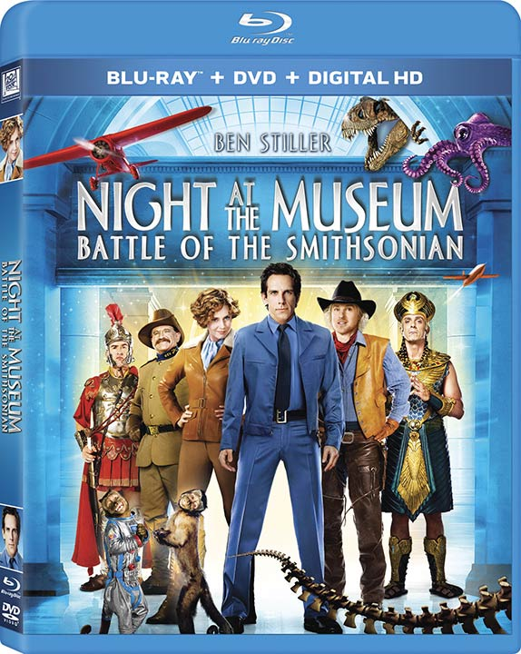 ���� � ����� / Night at the Museum (2006) HD 720 (RU, ENG)