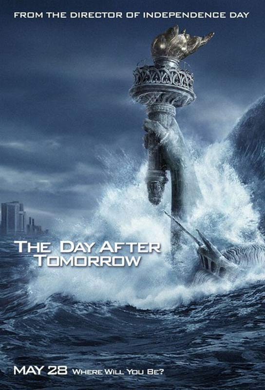 Послезавтра / The Day After Tomorrow (2004) HD 720 (RU, ENG)