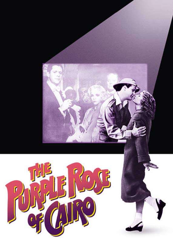 the purple rose of cairo She becomes so enraptured by the latest attraction, an rko screwball comedy called the purple rose of cairo, that she returns to the theatre day after day.