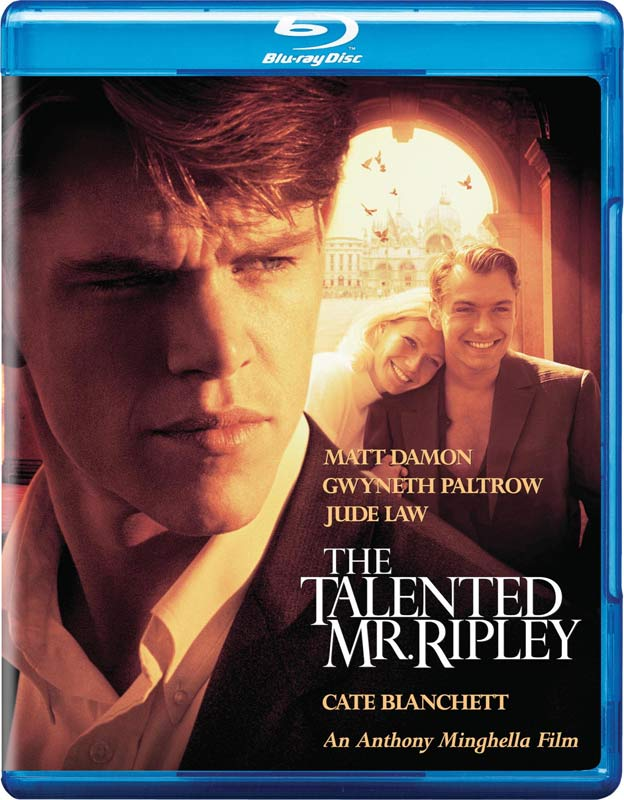 the life of a con artist in the film the talented mr ripley by anthony minghella