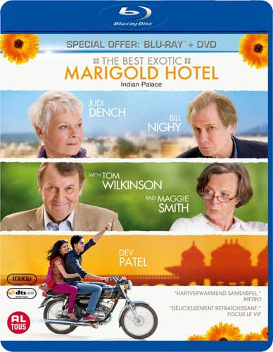 The Best Exotic Marigold Hotel 2011 Full Movie - Video