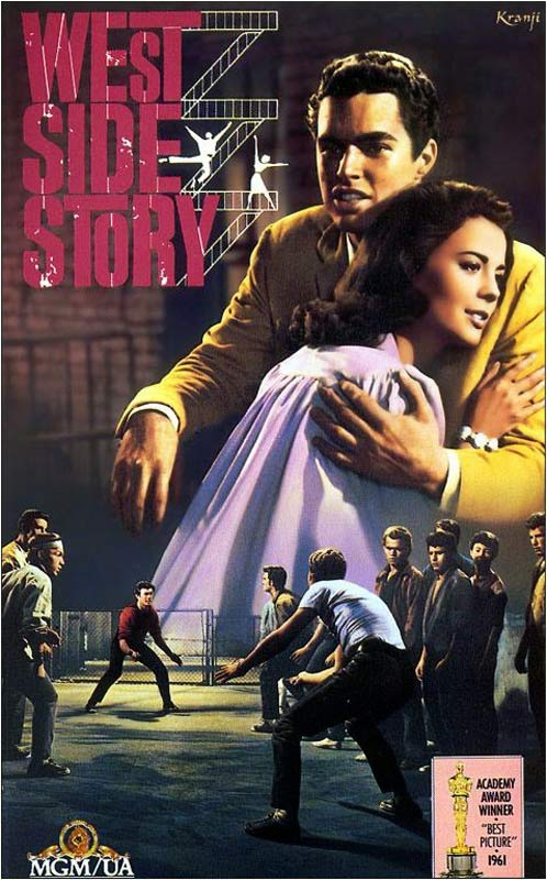 west side story romeo