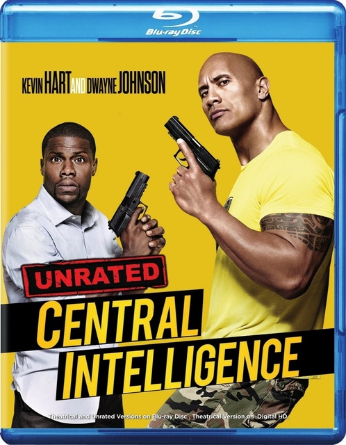 Полтора шпиона / Central Intelligence (2016) HD 720 (RU, ENG)