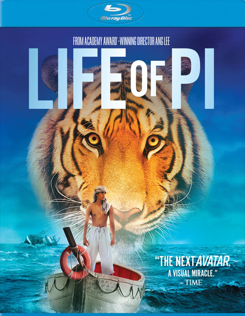 Image result for Life of pi 2012 poster