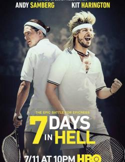 7 дней в аду / 7 Days in Hell (2015) HD 720 (RU, ENG)