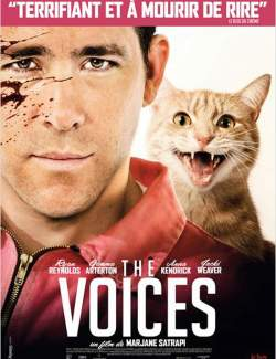 Голоса / The Voices (2014) HD 720 (RU, ENG)