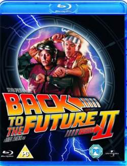 Назад в будущее 2 / Back to the Future Part II (1989) HD 720 (RU, ENG)