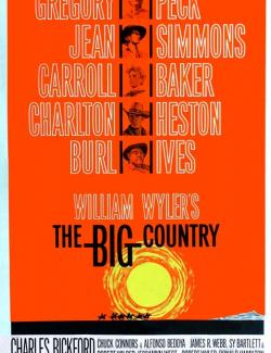 Большая страна / The Big Country (1958) HD 720 (RU, ENG)