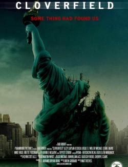 Монстро / Cloverfield (2008) HD 720 (RU, ENG)