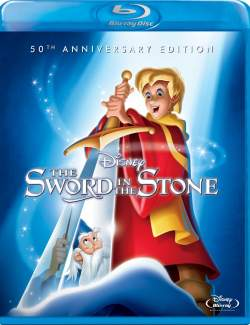Меч в камне / The Sword in the Stone (1963) HD 720 (RU, ENG)