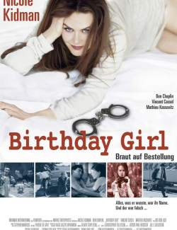 Именинница / Birthday Girl (2001) HD 720 (RU, ENG)