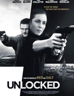 Секретный агент / Unlocked (2016) HD 720 (RU, ENG)