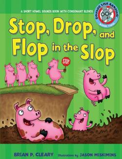 Стоп, Скок И Флоп В Помоях / Stop, Drop, and Flop in the slop (Cleary, 2009) – книга на английском