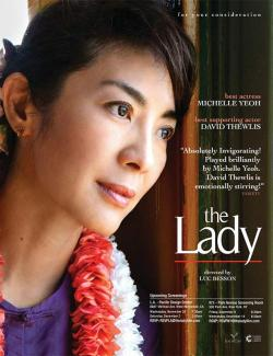 Леди / The Lady (2011) HD 720 (RU, ENG)