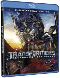 Трансформеры: Месть падших / Transformers: Revenge of the Fallen (2009) HD 720 (RU, ENG)
