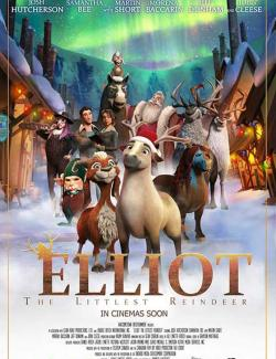 Эллиот / Elliot the Littlest Reindeer (2018) HD 720 (RU, ENG)
