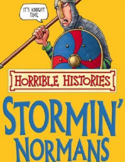 Буйные норманны / The Stormin' Normans (Deary, 2001) - книга на английском