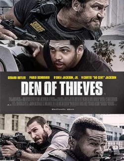 Охота на воров / Den of Thieves (2018) HD 720 (RU, ENG)