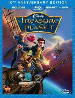 Планета сокровищ / Treasure Planet (2002) HD 720 (RU, ENG)