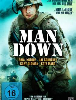 Война / Man Down (2016) HD 720 (RU, ENG)