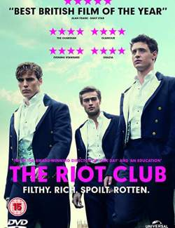 Клуб бунтарей / The Riot Club (2014) HD 720 (RU, ENG)