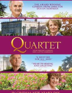 Квартет / Quartet (2012) HD 720 (RU, ENG)