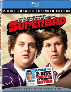 SuperПерцы / Superbad (2007) HD 720 (RU, ENG)
