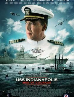 Крейсер / USS Indianapolis: Men of Courage (2016) HD 720 (RU, ENG)