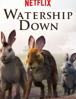 Обитатели холмов / Watership Down (2018) HD 720 (RU, ENG)