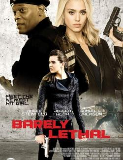 Особо опасна / Barely Lethal (2014) HD 720 (RU, ENG)