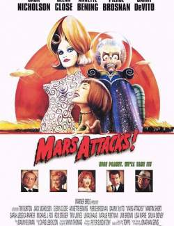 Марс атакует! / Mars Attacks! (1996) HD 720 (RU, ENG)