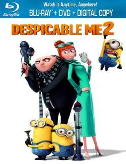 Гадкий я 2 / Despicable Me 2 (2013) HD 720 (ru, eng)