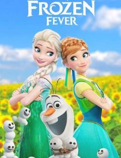 Холодное торжество / Frozen Fever (2015) HD 720 (RU, ENG)