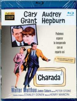 Шарада / Charade (1963) HD 720 (RU, ENG)