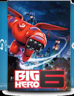 Город героев / Big Hero 6 (2014) HD 720 (RU, ENG)