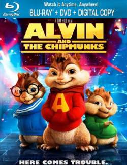 Элвин и бурундуки / Alvin and the Chipmunks (2007) HD 720 (RU, ENG)