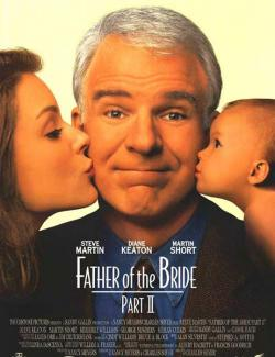 Отец невесты 2 / Father of the Bride Part II (1995) HD 720 (RU, ENG)