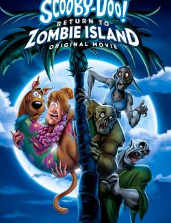 Скуби-Ду: Возвращение на остров зомби / Scooby-Doo: Return to Zombie Island (2019) HD 720 (RU, ENG)