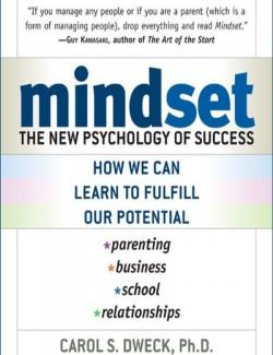 Mindset: The New Psychology of Success / Гибкое сознание (by Carol Dweck, 2010) - аудиокнига на английском