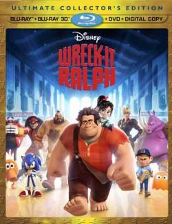 Ральф / Wreck-It Ralph (2012) HD 720 (RU, ENG)
