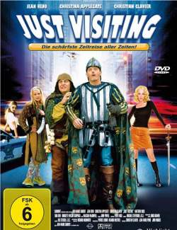 Пришельцы в Америке / Just Visiting (2001) HD 720 (RU, ENG)