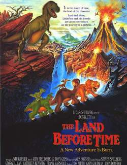 Земля до начала времен / The Land Before Time (1988) HD 720 (RU, ENG)