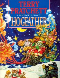 Санта-Хрякус / Hogfather (Pratchett, 1996) – книга на английском