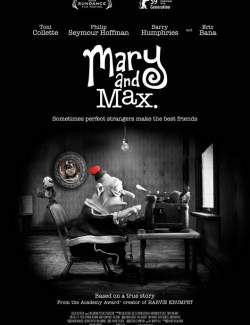 Мэри и Макс / Mary and Max (2009) HD 720 (RU, ENG)