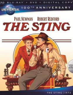 Афера / The Sting (1973) HD 720 (RU, ENG)