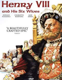 Генрих VIII и его шесть жен / Henry VIII and His Six Wives (1972) HD 720 (RU, ENG)
